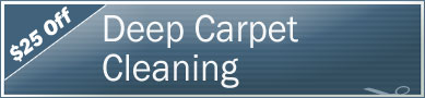 Cleaning Coupons | $25 off deep cleaning | Tri-State Carpets