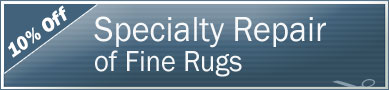 Cleaning Coupons | 10% off rug repair | Tri-State Carpets